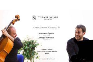 29 giugno 2020: Duo Spada - Romano
